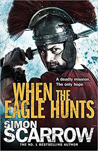 When the Eagle Hunts (3rd novel in the series) - paperback