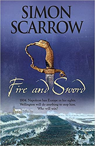 Fire and Sword (3rd in the series) - paperback