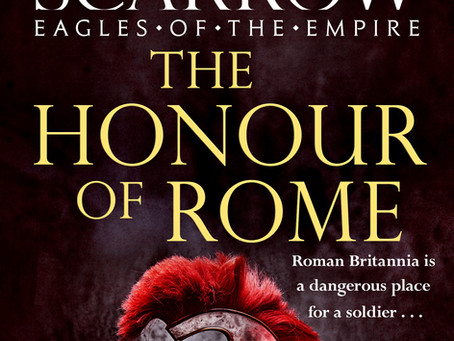 The Honour of Rome progress report
