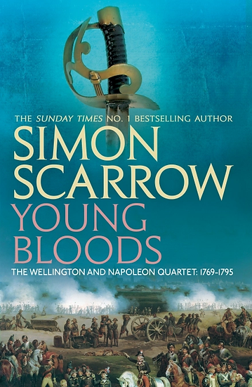 Young Bloods - (1st in the series) paperback