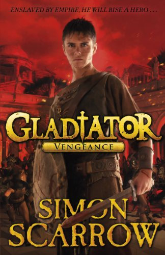 Gladiator: Vengeance (4th in series) - paperback