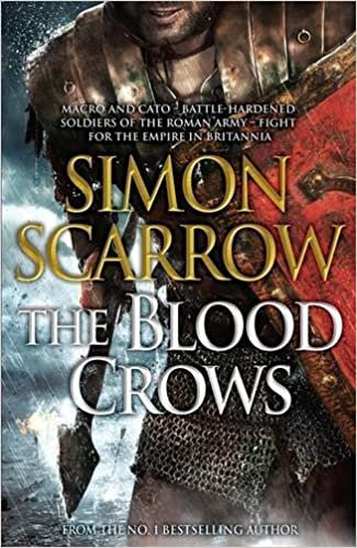 The Blood Crows - hardback first edition