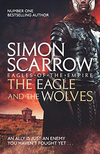 The Eagle and the Wolves (4th novel in the series) - paperback
