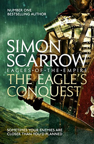 The Eagle's Conquest (2nd novel in the series) - paperback