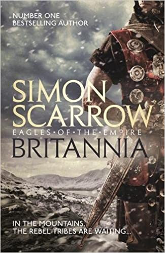 Britannia - hardback first edition