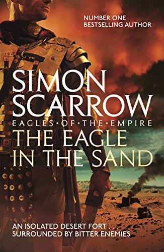 The Eagle in the Sand (7th novel in the series) - paperback