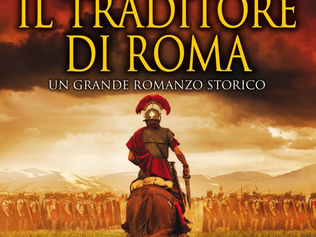Italian publication of TRAITORS OF ROME