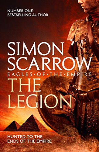 The Legion (10th novel in the series) - paperback