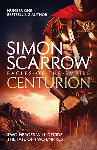 Centurion (8th novel in the series) - paperback