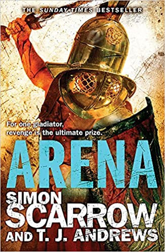 Arena - hardback first edition