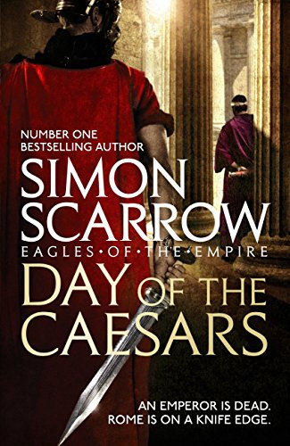 Day of the Caesars - hardback first edition
