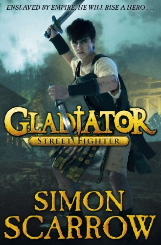 Gladiator: Street Fighter - hardback first edition