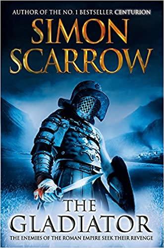 The Gladiator - hardback first edition