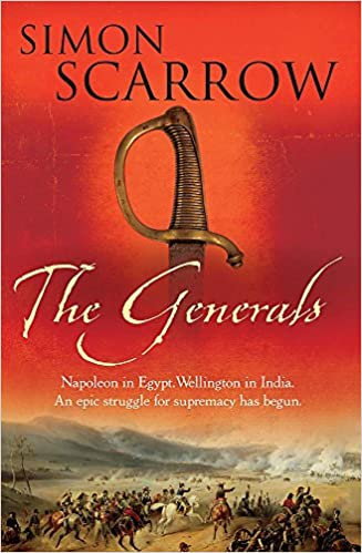 The Generals (2nd in the series) - paperback