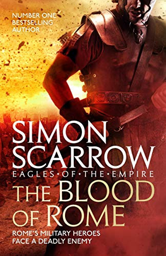 The Blood of Rome (17th novel in series) - paperback