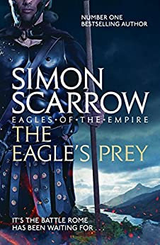 The Eagle's Prey (5th novel in the series) - paperback