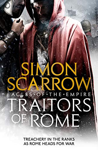 Traitors of Rome - hardback first edition