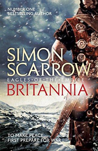 Britannia (14th book in the series) - paperback