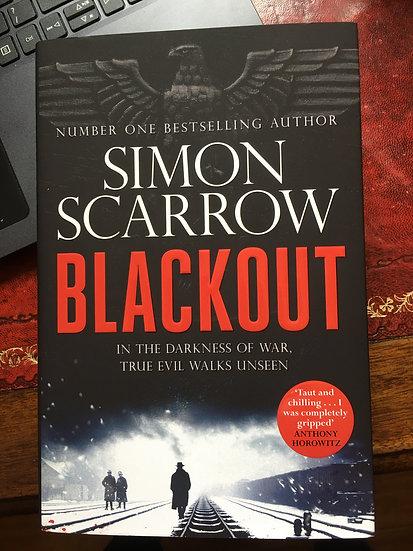 Blackout - hardback