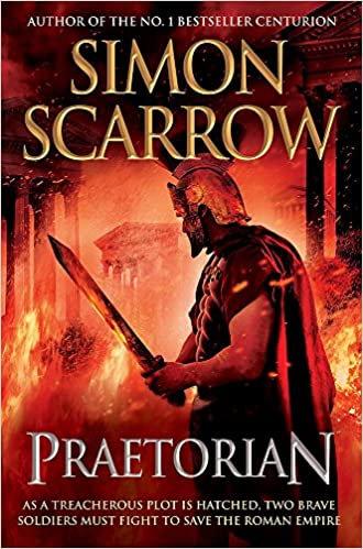 Praetorian - hardback first edition