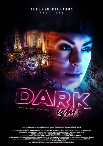 Dark Lights The Short Poster Art (small)