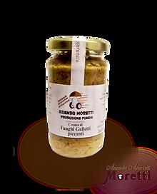 Crema di Funghi Galletti Piccante Azienda Agricola Moretti