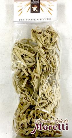 Fettuccine ai Porcini Pasta Moretti