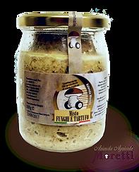 Crema di Misto Funghi e Tartufo Azienda Agricola Moretti
