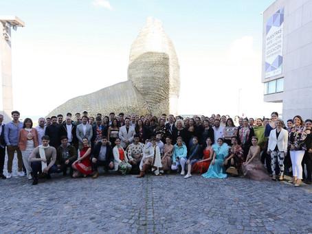Histórico desfile de la Cámara de la Industria de la Moda de Mar del Plata