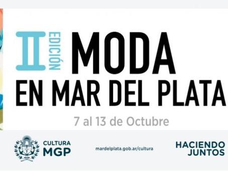CRONOGRAMA MODA EN MAR DEL PLATA II EDICIÓN - 7 AL 13 OCTUBRE 2019-
