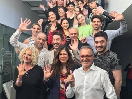 Peluqueros y Maquilladores participaron del cierre de Moda en Mar del Plata Edición II