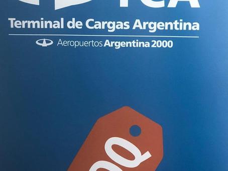 CIMMAR participó de Mesa de Comercio Exterior en sede Termnal de Cargas Argentina -TCA