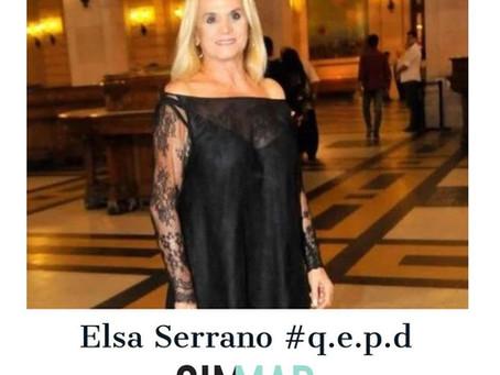 Despedimos a Elsa Serrano
