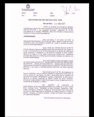 Protocolo aprobado por el MGP para Diseñadores, escuelas de modelos y academias de fotografía