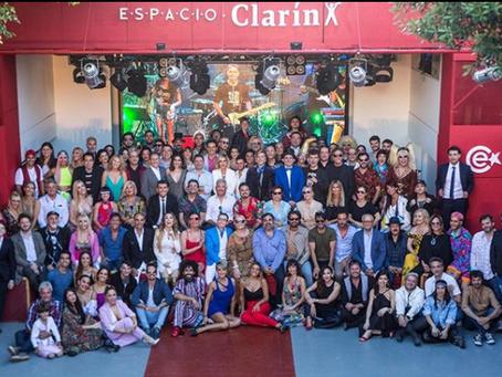 Apertura Espacio Clarín Temporada 2020