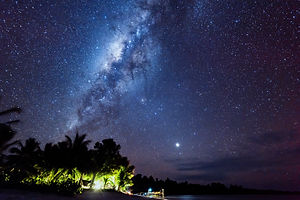 Alexis Chappius - Night Sky on the Widi Reserve