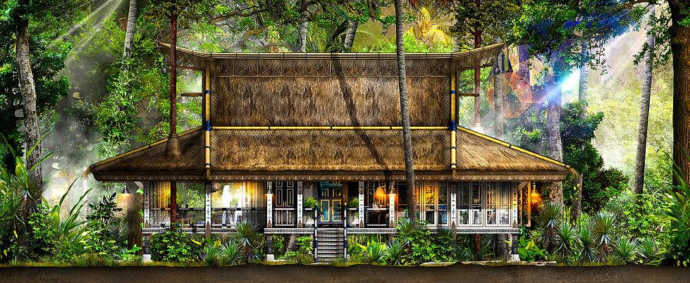 Pulau Daga Besar Architecture.jpg