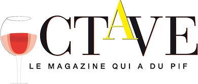 Logo Octave Magazine