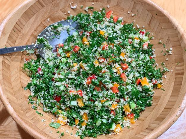 Quinoa Tabouli Salad