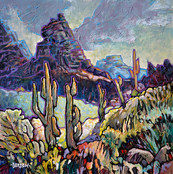 """""""Superstition Mountain"""""""