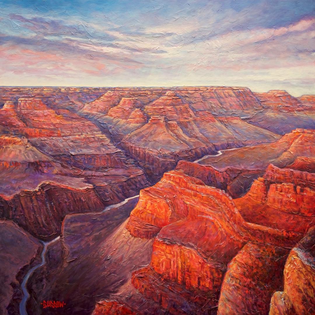 """Grand Sunset"""