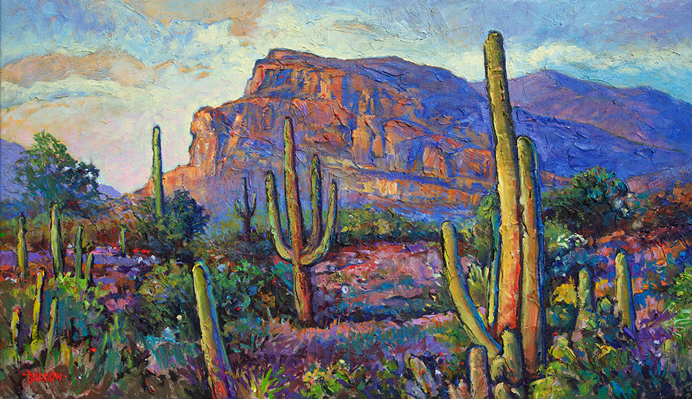 """Desert Dawn"""