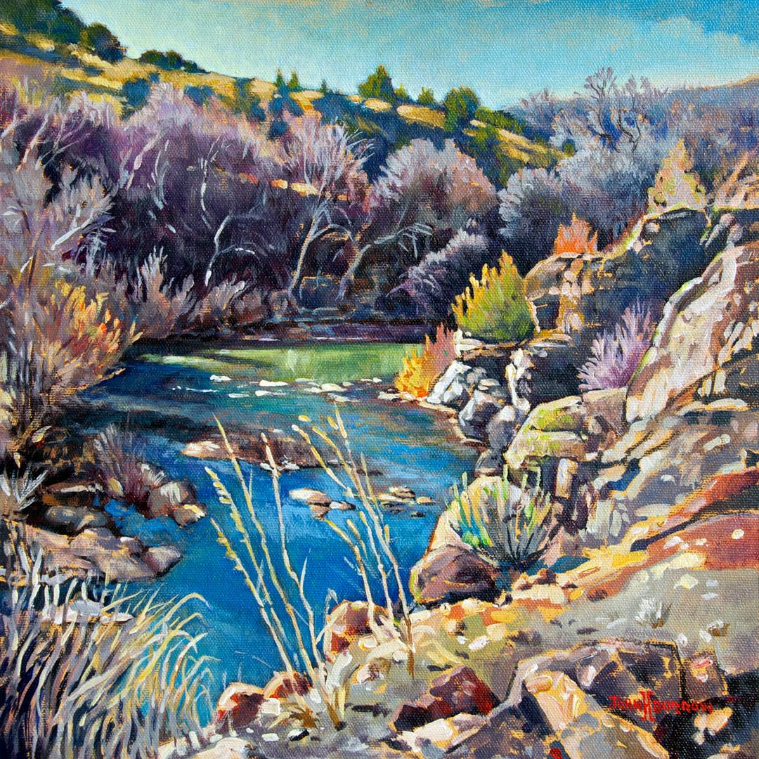 """""""Oak Creek Fall"""""""