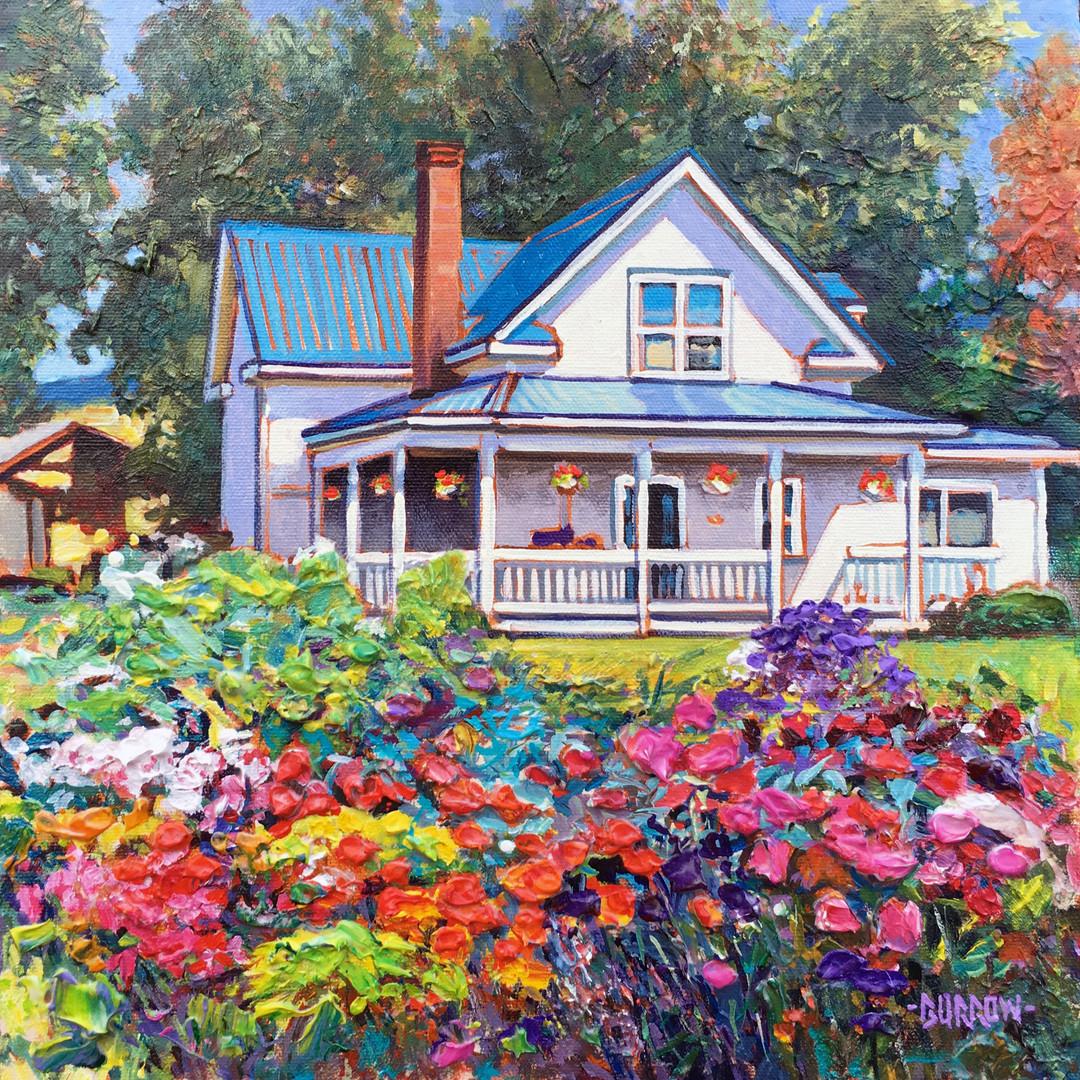 Okanagan Farmhouse