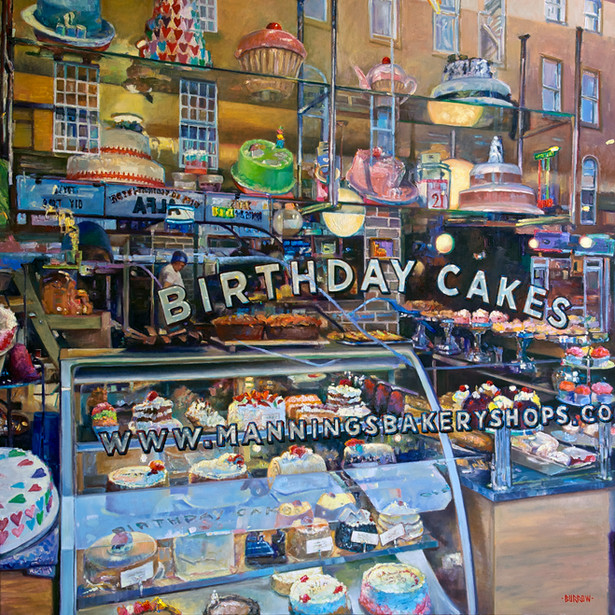 """""""Birthday Cakes"""""""