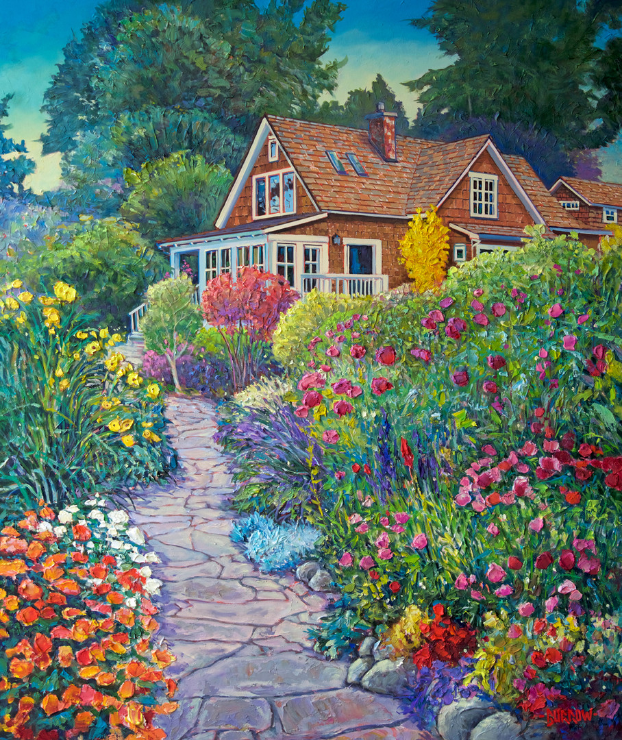 """Brown Cottage"""