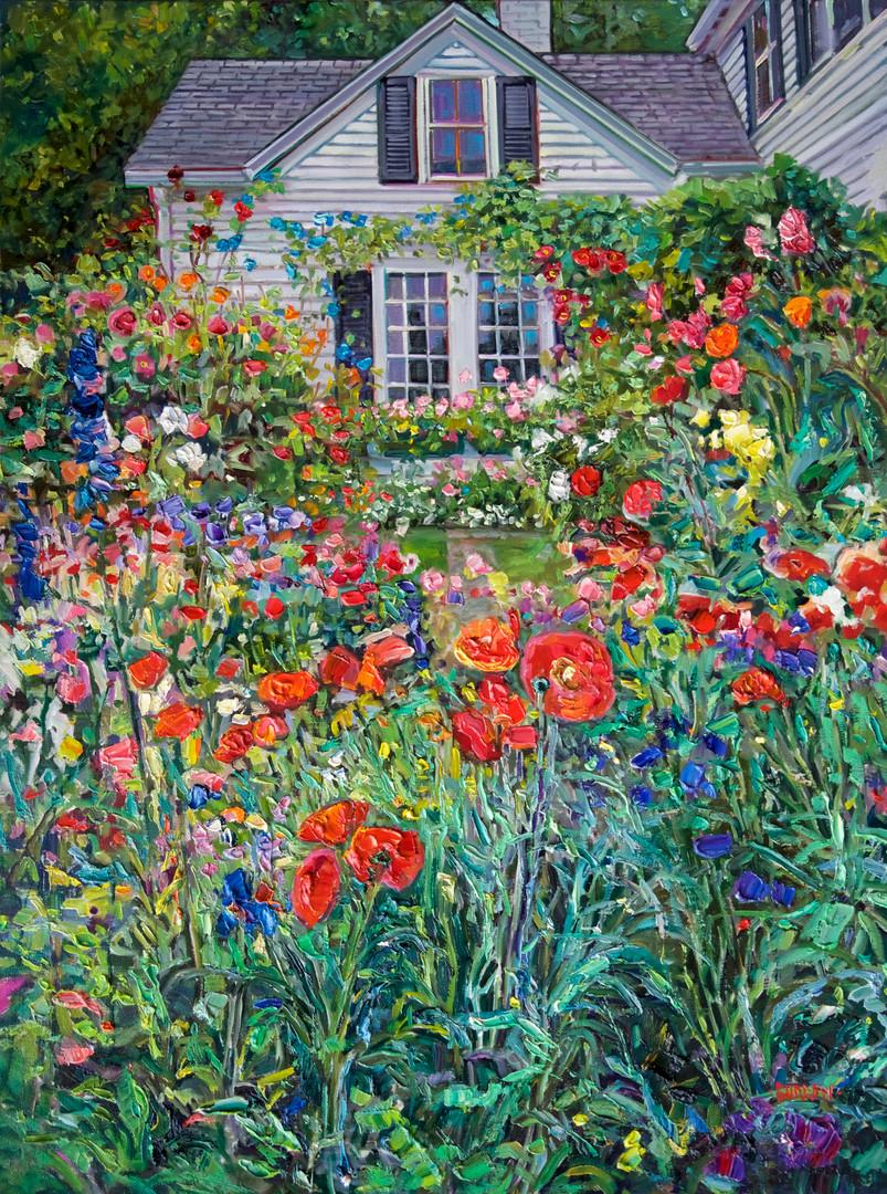 """Potpourri Garden"""