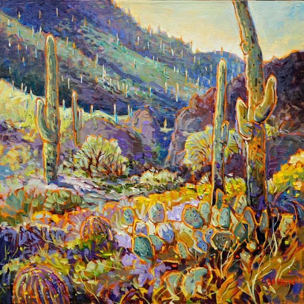 """Pacacho Peak"""