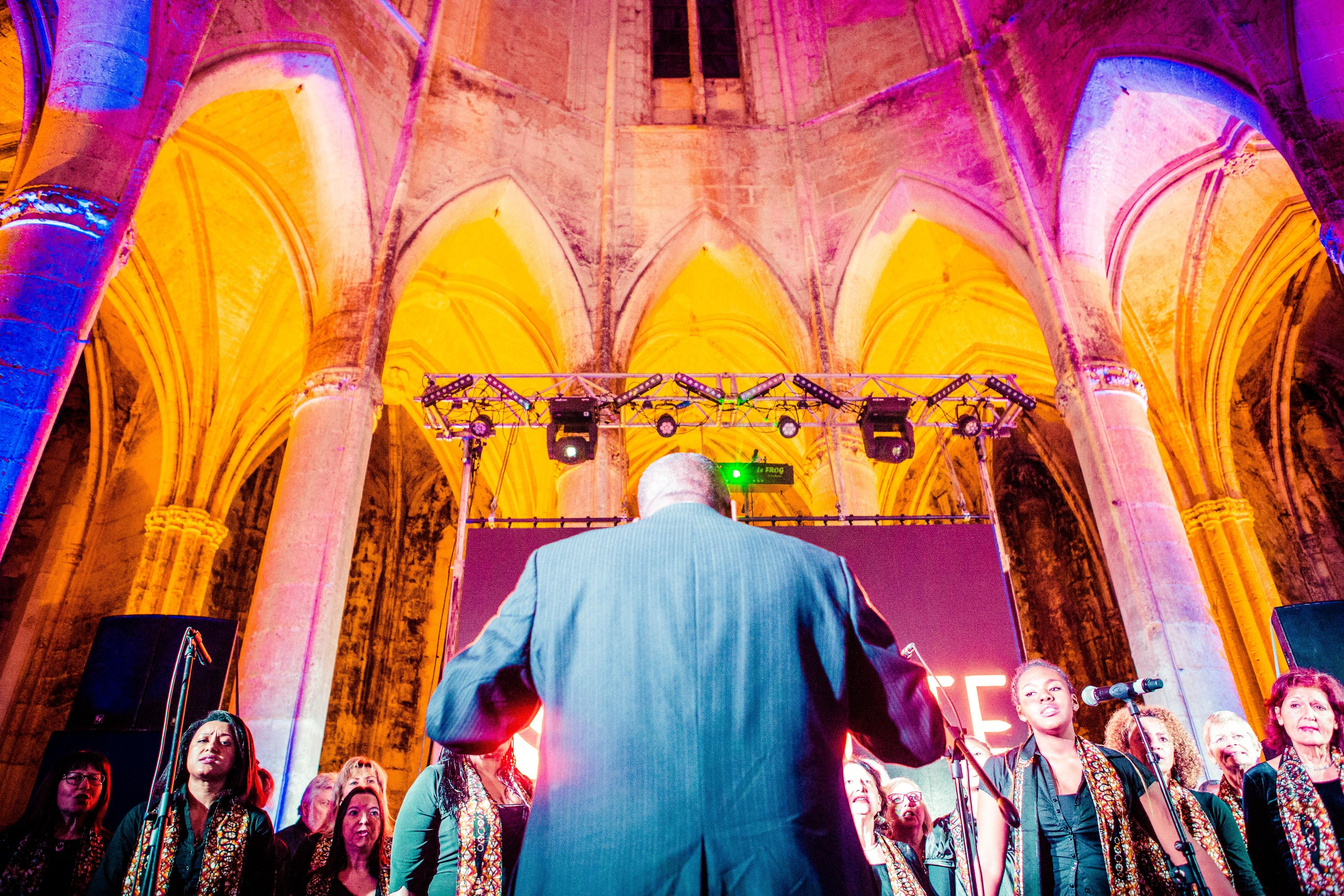 La magnifique Abbaye de Valmagne