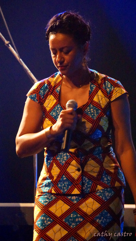 Sandra des voix lead